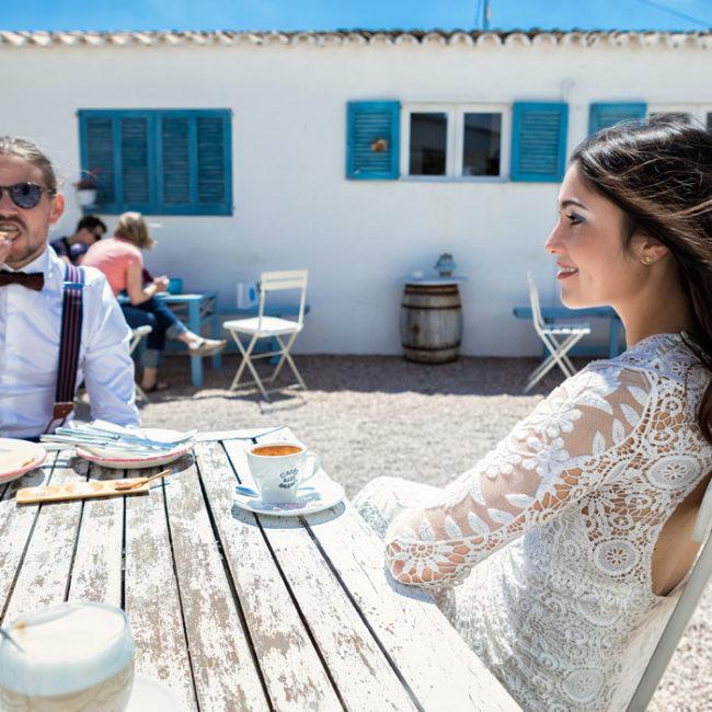 Hochzeitsreportage / Hochzeitsfotograf / Deutschland / Mallorca