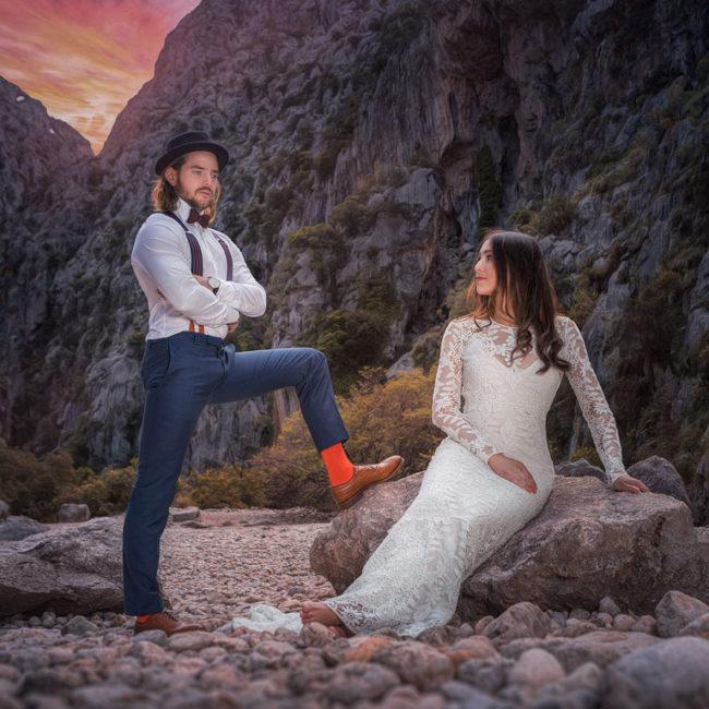 Hochzeitsfotograf Mallorca - Afterwedding Shooting Mallorca - www.onlywedding.de