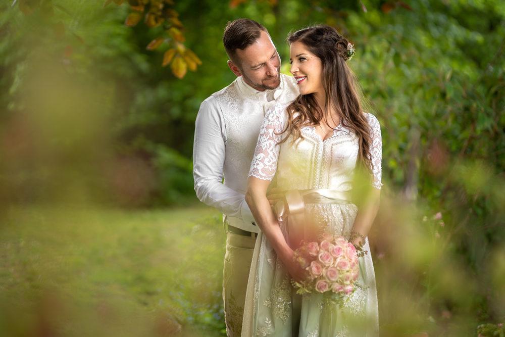 Hochzeitsfotograf Straubing | Standesamtlich Trauung von Chris & Anna