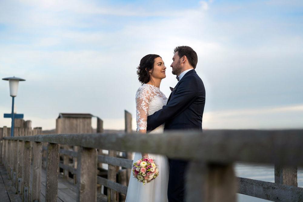 Hochzeitsfotograf Straubing, München | Freie Trauung am Ammersee | Wedding Photographer | | onlywedding.de