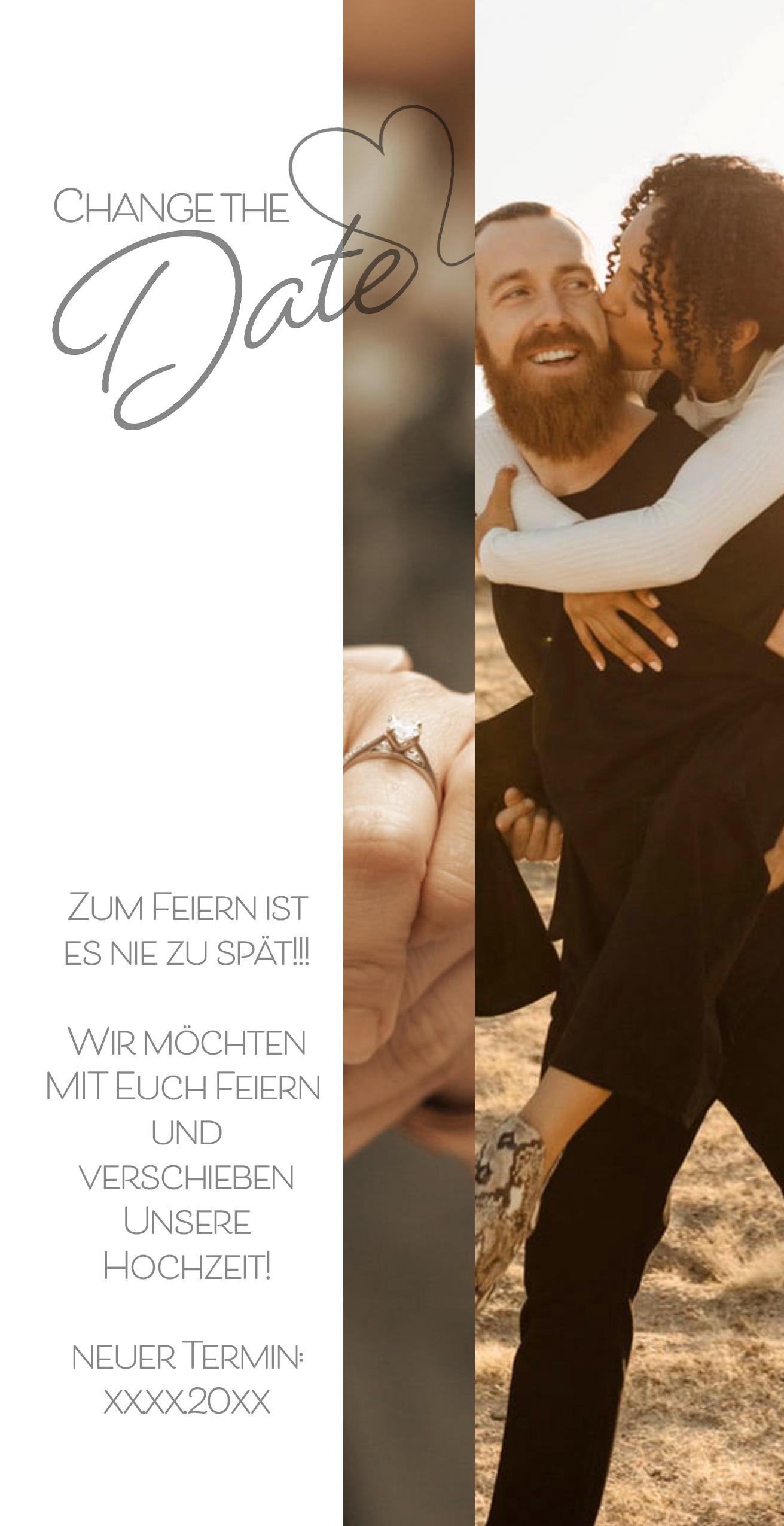 Change the Date | Hochzeitsfotograf Straubing